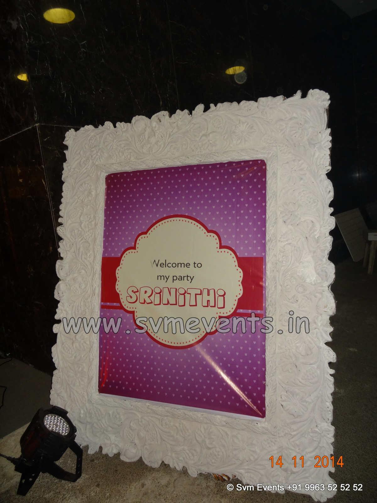 birthday party decorations theme parties svm events